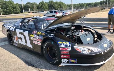 The #51 this week at Beech Ridge.  (John Peters Racing Photo)