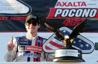 Ryan Blaney  (NASCAR Photo)