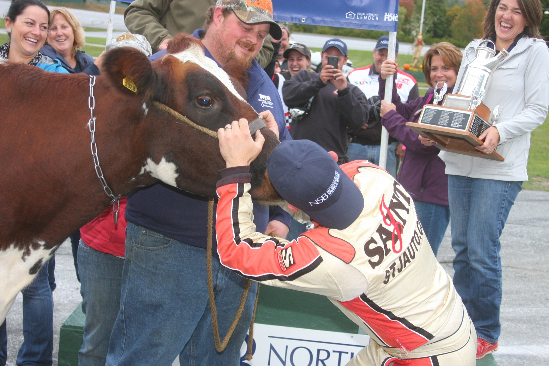 Nick Sweet won the 2016 Milk Bowl.  (Alan Ward Photo)