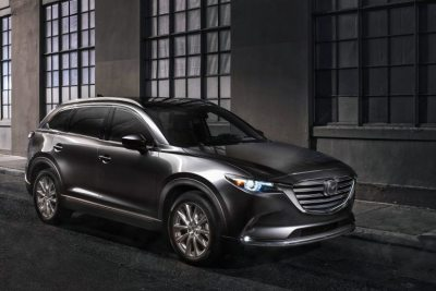 The 2018 Mazda CX-9  (Mazda Photo)
