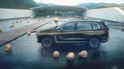BMW Shows Off X7 iPerformance For First Time