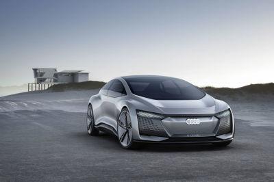The Audi Alcon  (Audi Photo)