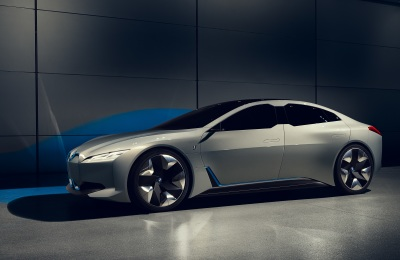 The BMW iVision Dynamics Gran Coupe.  (BMW Photo)