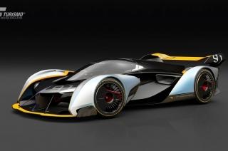 The McLaren Gran Turismo Sport.  (McLaren Photo)