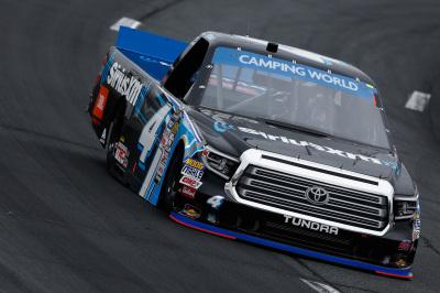 Christopher Bell's #4 Toyota Tundra.  (NASCAR Photo)
