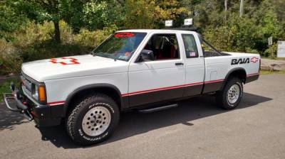 The Chevrolet S-10 Baja Edition  (Craiglist.com Photo)