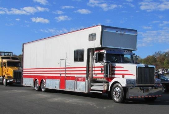Photo Gallery - World Series NASCAR WMT Hauler Parade