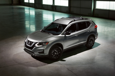The 2018 Nissan Rogue  (Nissan Photo)