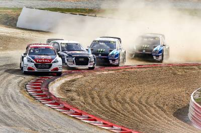 The FIA World Rallycross is coming to America next season.  (FIA Photo)