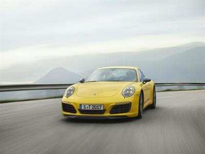 Porsche Returns to Its Roots With New 911 Carrera T