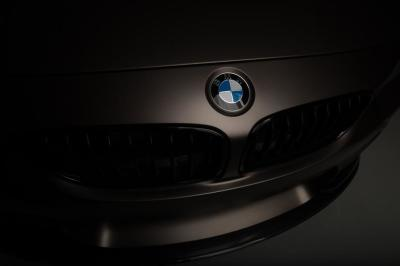 BMW has a few new things to show off at the SEMA show.  (BMW Photo)