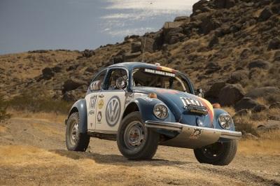 The Volkswagen Baja Beetle.  (VW Photo)