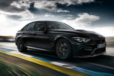 The 2018 BMW M3 CS  (BMW Photo)