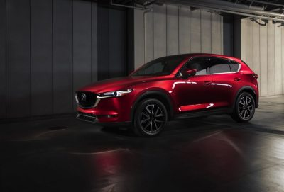 The 2018 Mazda CX-5.  (Mazda Photo)