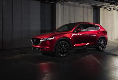 The 2018 Mazda CX-5.  (Mazda Photo)