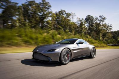 The 2018 Aston Martin Vantage.  (Aston Martin Photo)