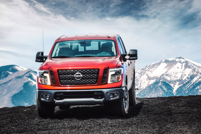 The 2018 Nissan Titan.  (Nissan Photo)