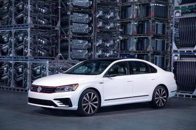 The 2018 Volkswagen Passat GT  (VW Photo)