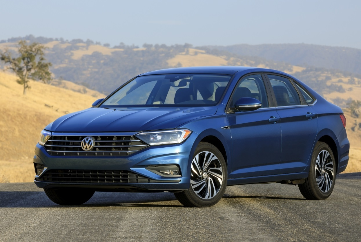 The 2019 Volkswagen Jetta  (VW Photo)