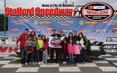 Duane Provost  (Stafford Motor Speedway Photo)