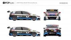 The FCP Euro VW race team.  (FCP Euro Photo)