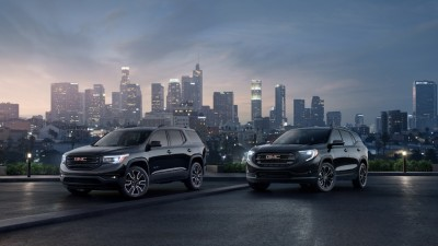 GMC to Offer Black Editions of Two SUV Models