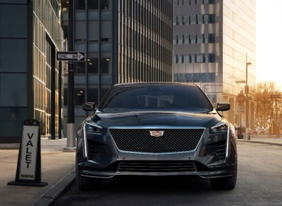 The Cadillac CT6 V Sport  (GM Photo)