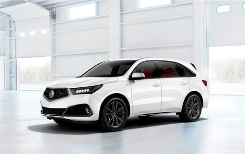 The 2019 Acura MDX A Spec  (Acura Photo)