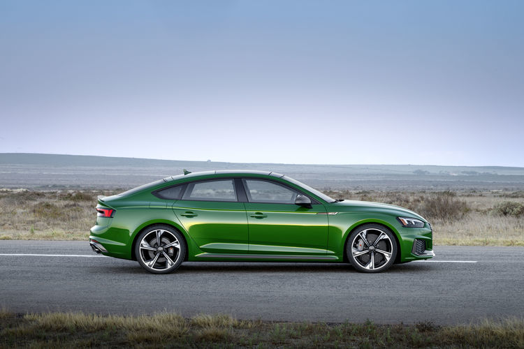 Audi RS 5 Sportback is Introduced to America
