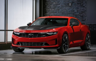 The 2019 Chevrolet Camaro Turbo 1LE (GM Photo)