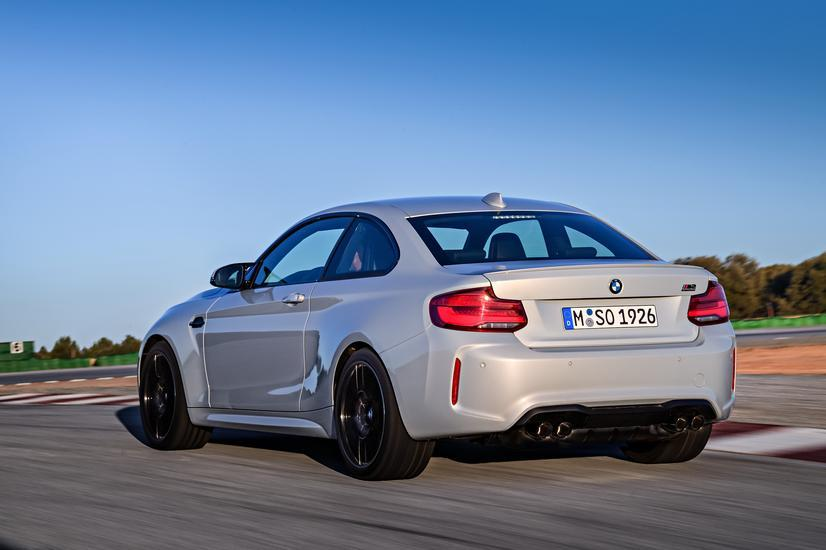 The BMW M2 Competition.  (BMW Photo)
