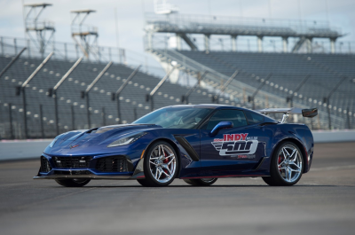 The 2018 Indy 500 Pace Car.  (GM Photo)