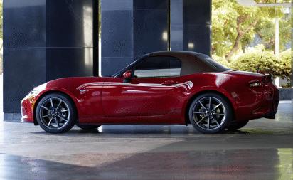 The 2019 Mazda MX-5 Miata (Mazda Photo)
