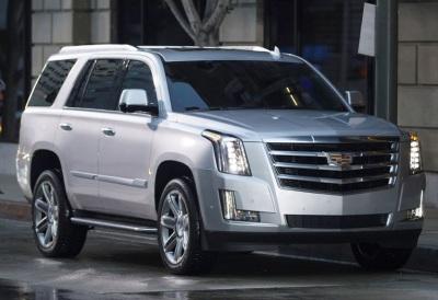 The 2018 Cadillac Escalade  (General Motors Photo)