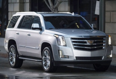 The 2018 Cadillac Escalade  (General Motors Photo)