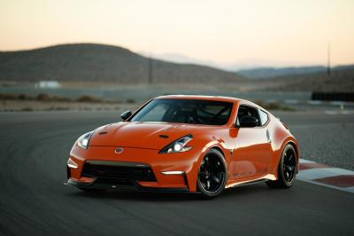 The Nissan Motorsports Project Clubsport 23 project car.  (Nissan Photo)