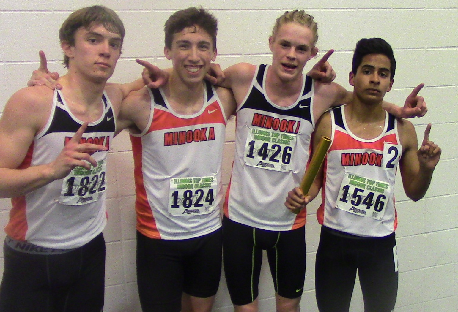 Illinois Top Times Championships - Distance Events Thoughts