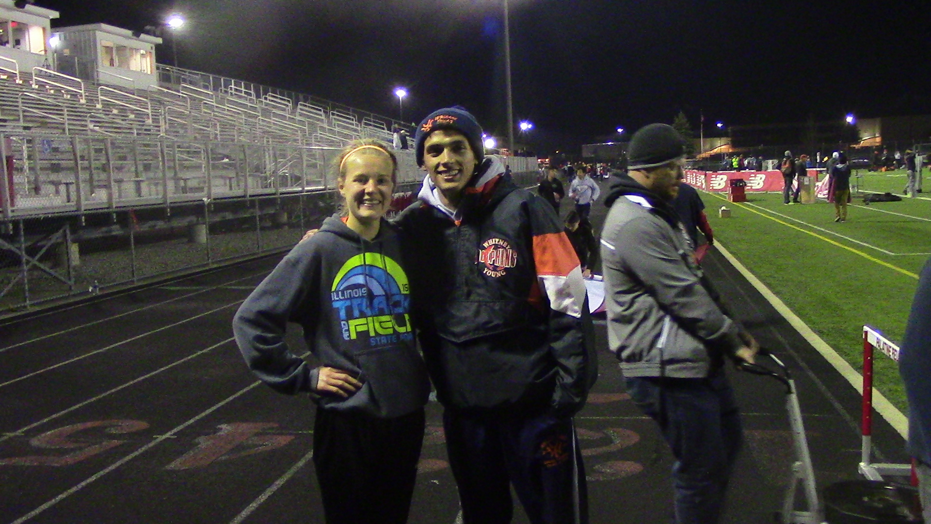 Distance Night in Palatine