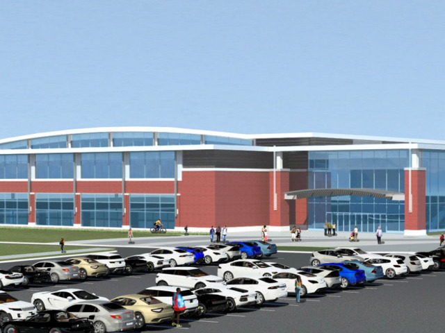 Chicago to get a new indoor track facility