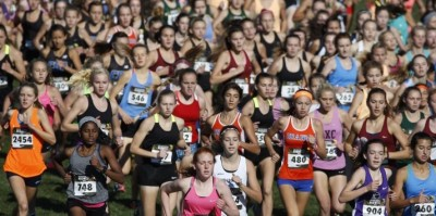 XC Zone - 2017 Top 50 National Teams - Girls Pre-Season