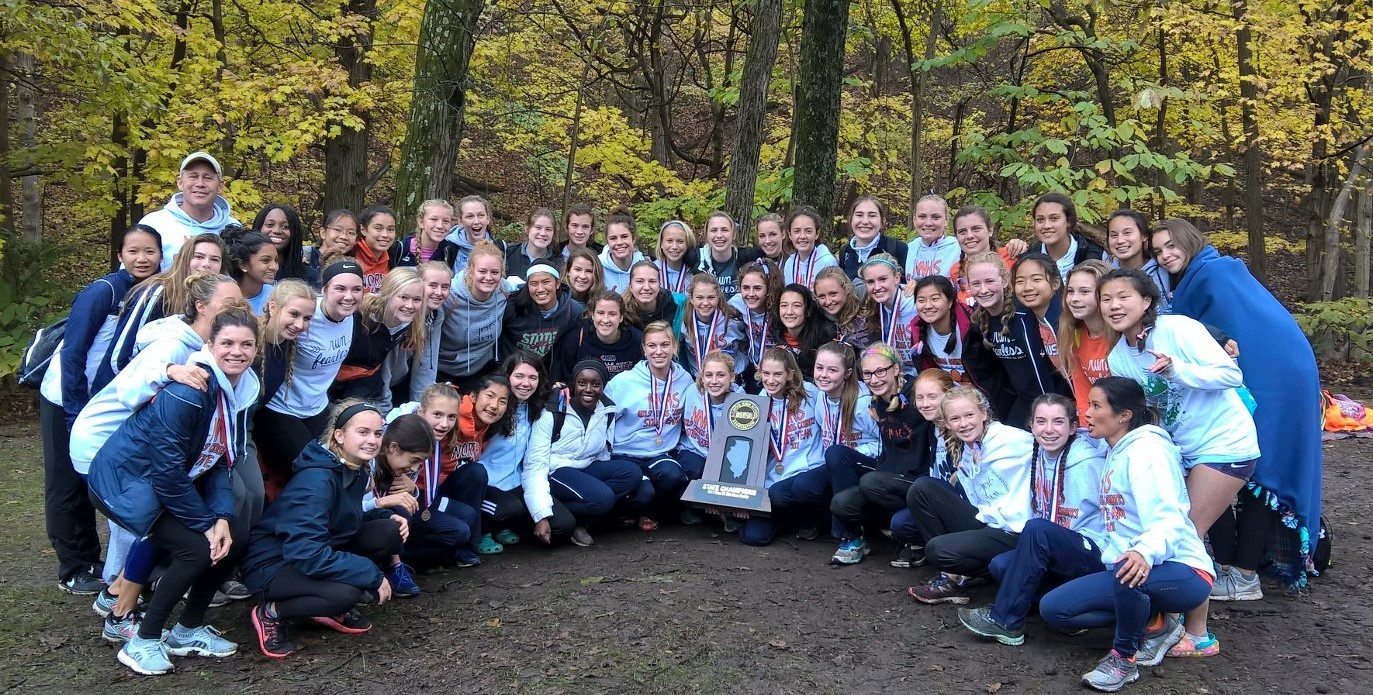 IHSA XC State Championships Videos and Photos