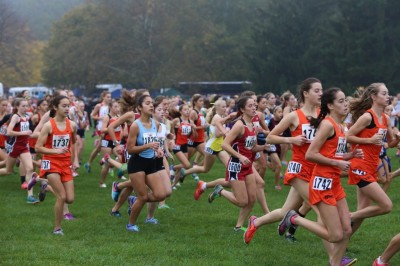 IHSA State XC Championships - Girls Recaps