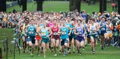 NXN - Naperville North Girls 2nd, Downers Grove North Boys 4th