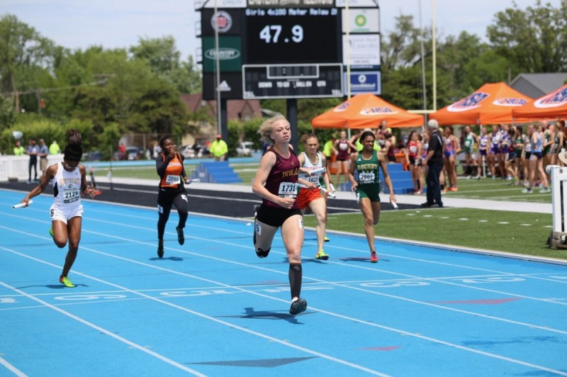 ILXCTF Track & Field Previews - 2A Girls Events