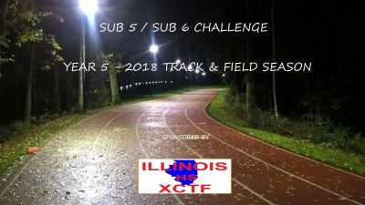 Sub 5/Sub 6 Challenge set for fifth season for High School distance runners