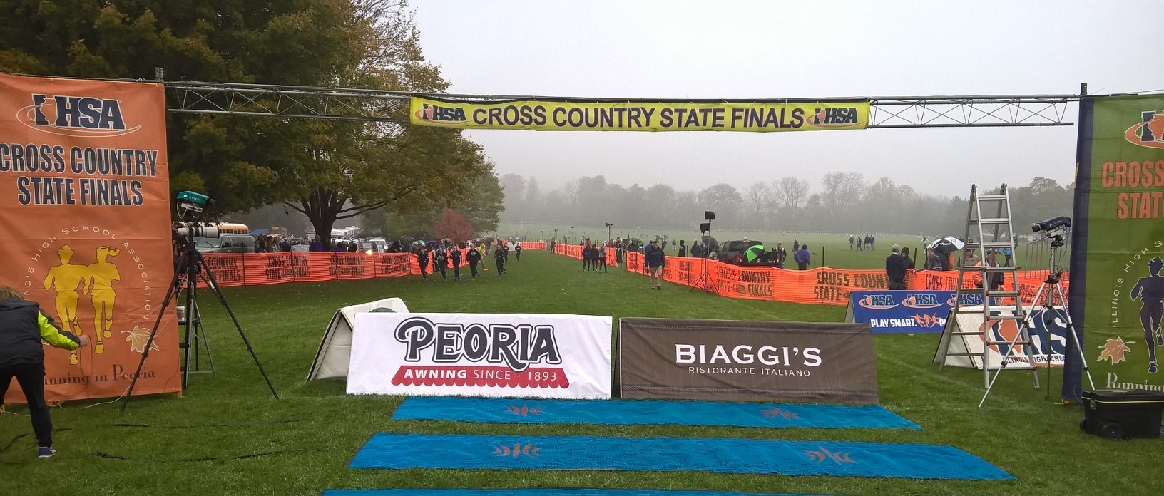 2018 IHSA State XC Championships - Previews