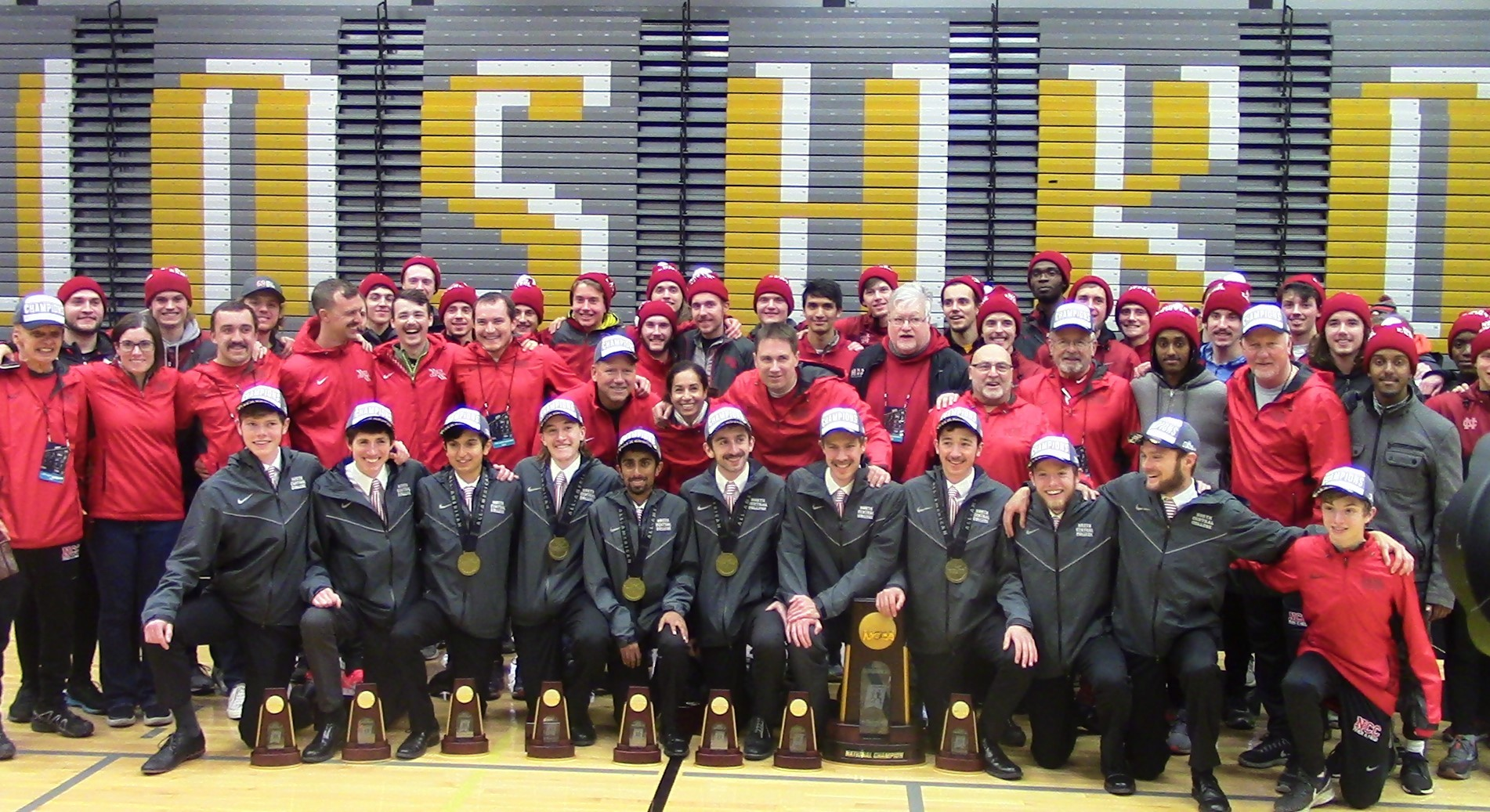North Central College wins 19th overall NCAA Division III National Championship
