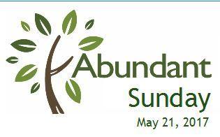 Abundant Sunday