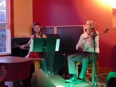 Cape Breton Cello