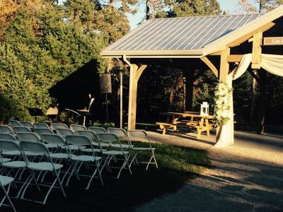 Getting Married Out of Doors